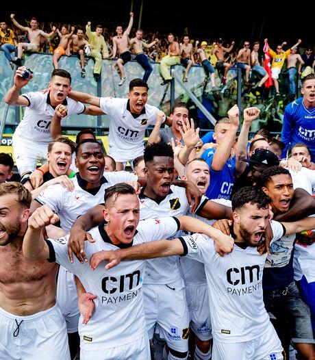 IJzersterk NAC keert terug in de Eredivisie