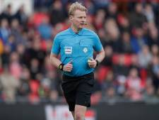 Kevin Blom leidt duel tussen NAC en FC Groningen