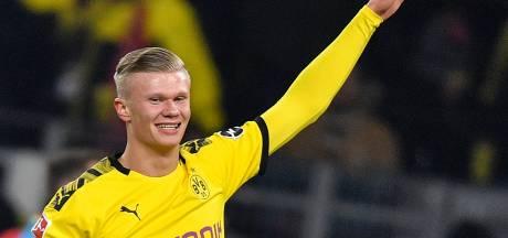 Dortmund écrase Cologne, doublé pour Haaland