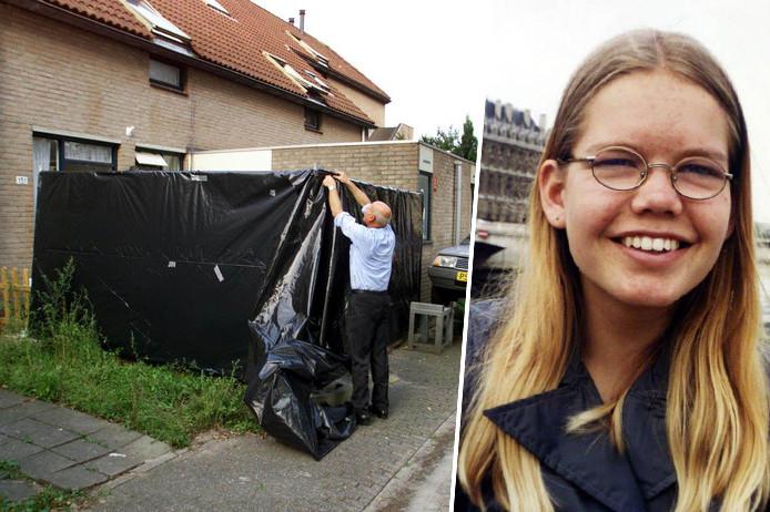Maartje Pieck werd in de woning van Jan H. verkracht en vermoord.