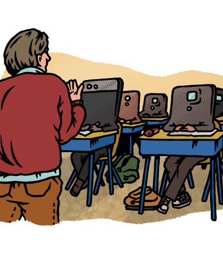 Dit is het nieuwe leraartje pesten: online je docent belachelijk maken