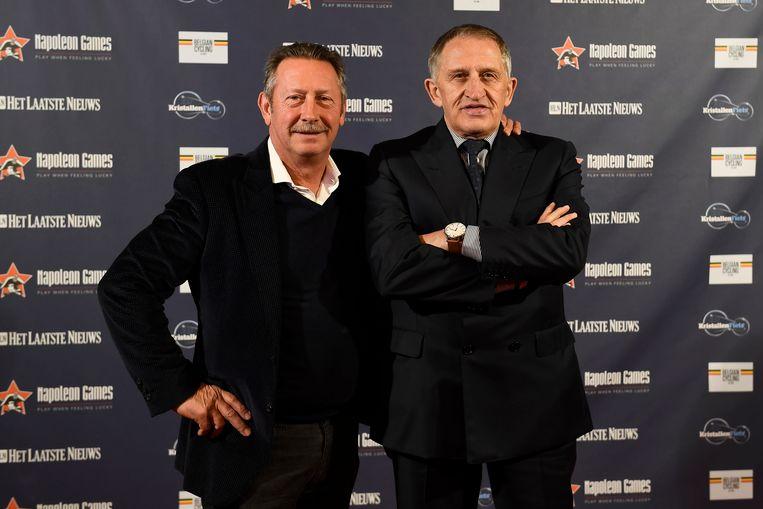 Freddy Maertens (rechts).
