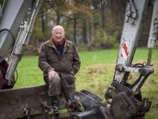 De natuur bij het Bocheler in Warnsveld wordt in oude glorie hersteld: 'Misschien dat we nog eens een haas zien rennen'