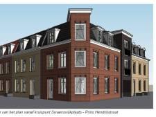 Nieuw plan voor huizen naast Swaenswijkbrug