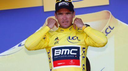 """Van Avermaet grijpt naast ritzege, maar behoudt het geel: """"Meer zat er niet in"""""""
