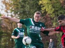 Rutger van Rossum en Robin Provoost lopen in