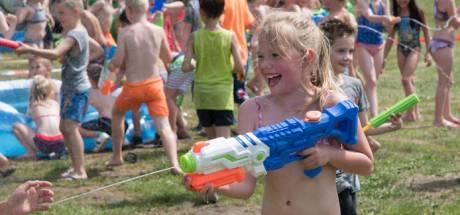 Zo kwam Oost-Nederland de -tot nu toe- heetste dag van het jaar door
