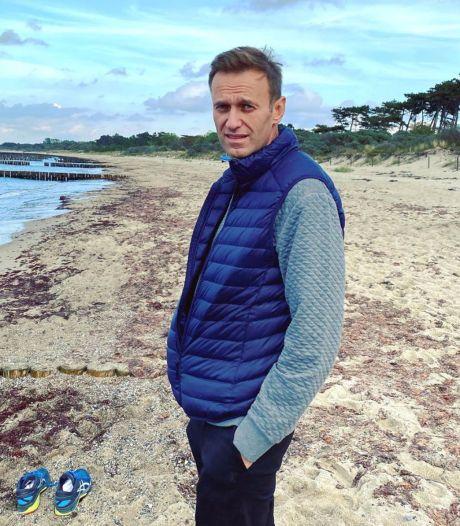 Duits dorp ontregeld door verblijf Navalny en zijn gezin