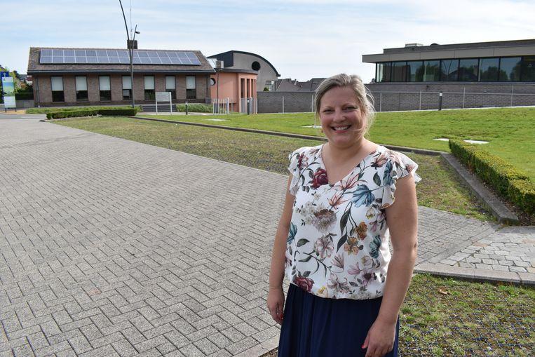 Melissa Dooms haalt haar slag thuis: er komt opnieuw een geldautomaat in Lierde.