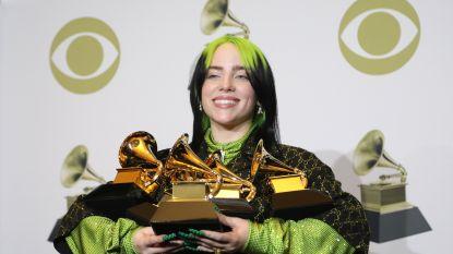 Soulwax kan nominatie niet verzilveren, Billie Eilish grote winnaar van Grammy Awards
