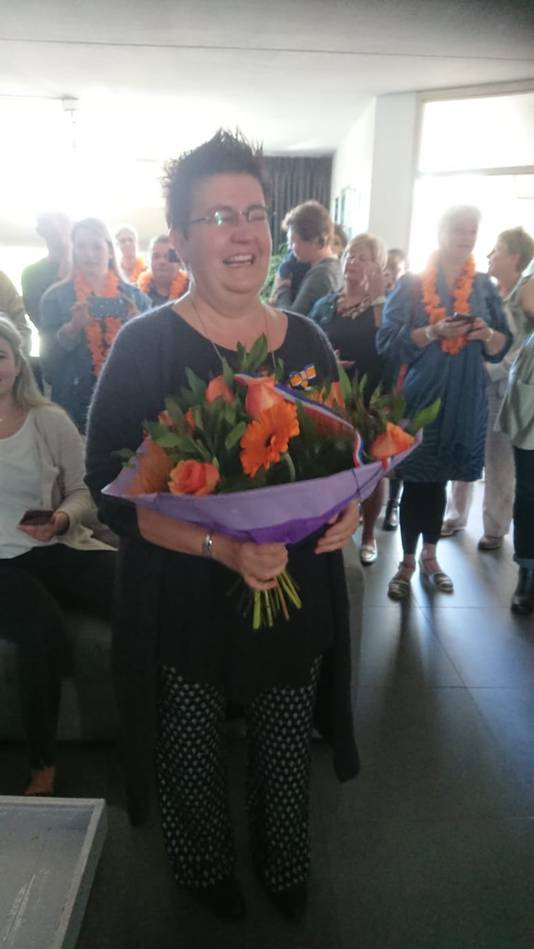 Elmy Kers-Meijers (52, Klundert) -Lid in de Orde van Oranje-Nassau