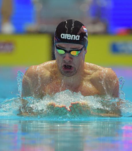 Komeet Kamminga: Ik weet dat ik hier harder kan zwemmen dan ooit