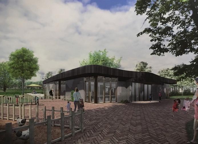 De nieuwbouw in Oud-Beijerland.