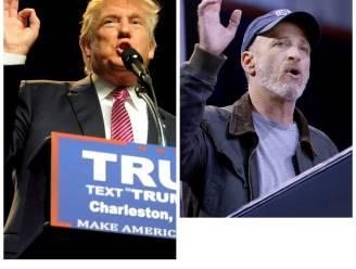 """Jon Stewart doorbreekt de stilte over Trump: """"Hij heeft het temperament van een baby"""""""