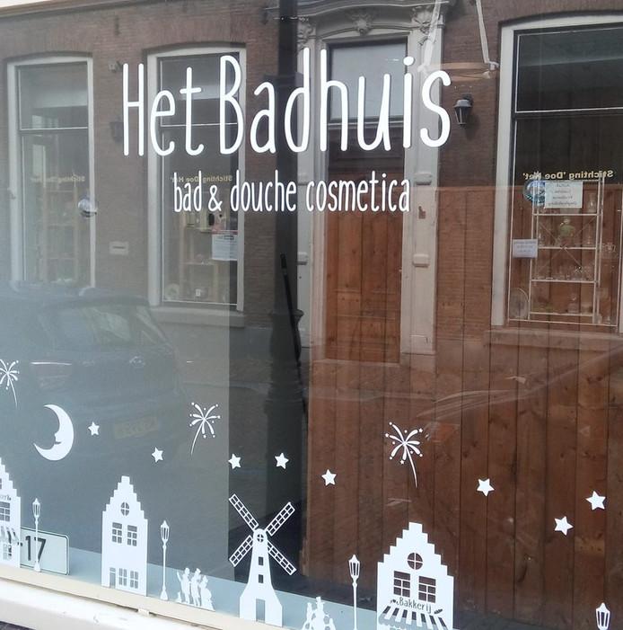 Het Badhuis in Leerdam.
