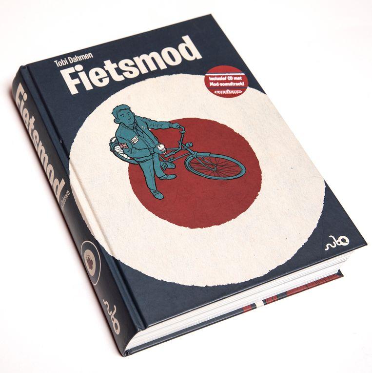 Fietsmod boek Beeld