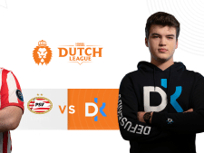 Favoriet PSV tegen titelverdediger Defusekids in finale Dutch League