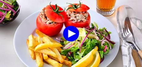 Une bonne fois pour toutes: voici comment réussir la tomate-crevettes parfaite