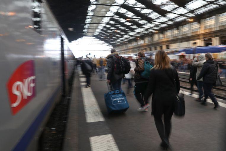 SNCF, illustratiebeeld.