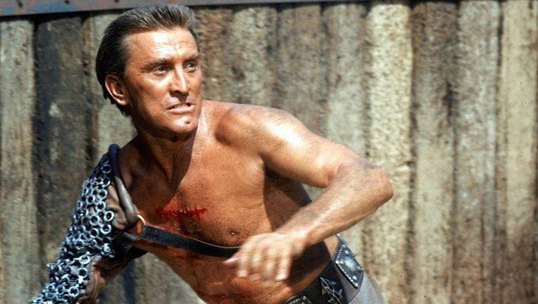 Kirk Douglas Beeld Filmstill Spartacus