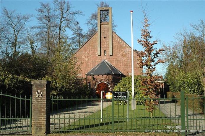 De Kapel uit Liefde in Lonneker