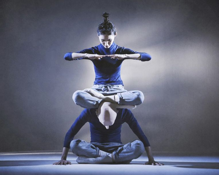 Holland Dance Festival 2020.   beeld van voorstelling BOW van Jeon Misook. Beeld