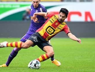 """Sandy Walsh, binnenkort misschien Indonesisch international, overtuigt meteen bij KV Mechelen: """"Dankbaar voor kansen die ik krijg"""""""