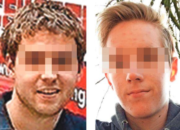 Dries (27) en Robbe (19) De Ceuster werden zondag dood teruggevonden op hun hotelkamer.