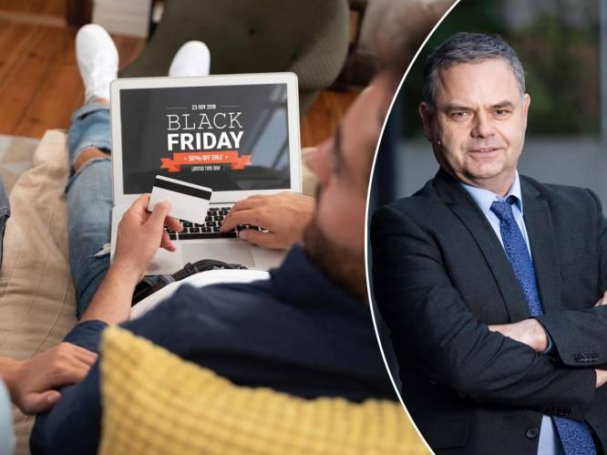 """Is Black Friday een goed moment om aandelen te kopen? """"Je moet geen genie zijn om te raden wie het meest zal profiteren van de koopjesbonanza"""""""