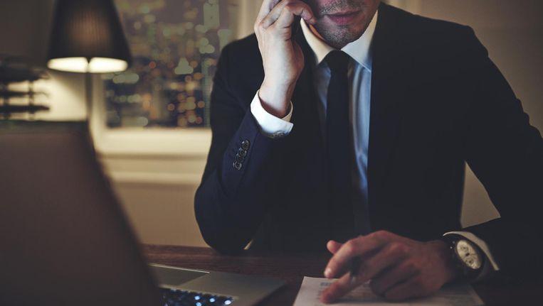 Als een notaris uit het ambt is gezet, is het voor andere notarissen verboden met hem te werken Beeld Getty