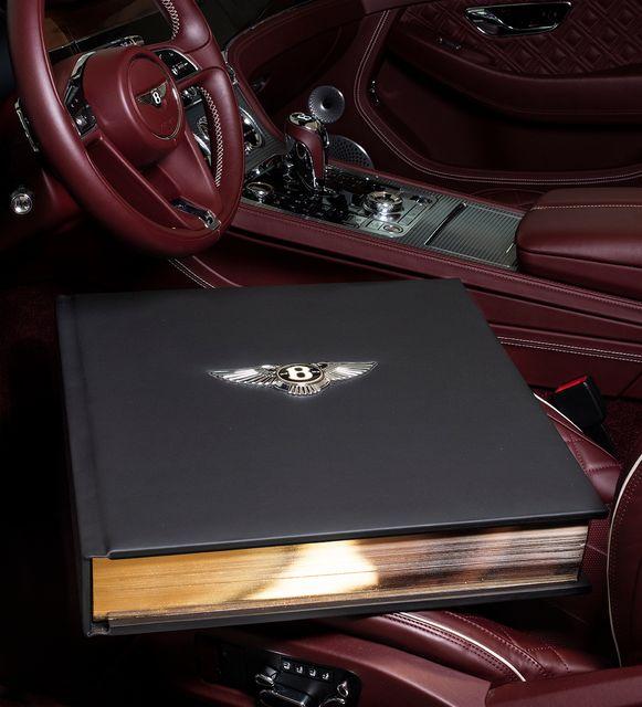 Bentley boek