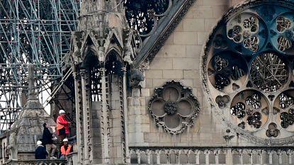 Mode kan kathedraal redden: rijke Fransen goochelen met miljoenen voor heropbouw