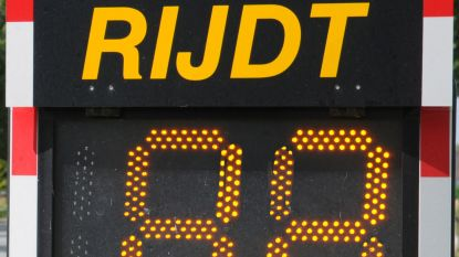 Krijgt Zwalm een eerste digitaal bord dat snelheid aangeeft?