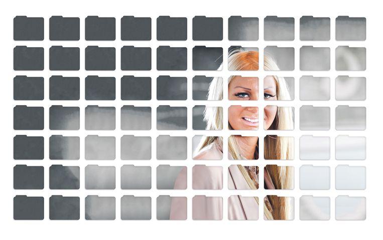Samantha de Jong, beter bekend onder haar bijnaam Barbie. Beeld ANP, beeldbewerking: Stan van Lier