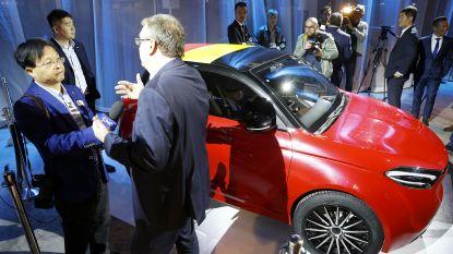Invasie goedkope Chinese auto's in Europa komt op gang, en dat vanuit België