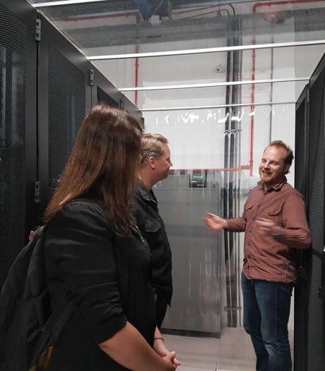 Klein Twents 'datawolkje' InterDC dijt verder uit