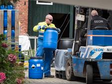 Steeds vaker drugslabs in Twente en Achterhoek ontdekt