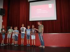 Corso Klooster op smartphone en in onderwijs