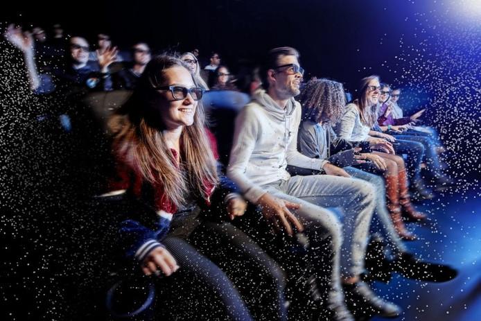 Pathé Leidsche Rijn krijgt eind dit jaar een 4DX-zaal waarmee filmkijkers zich in een vierde dimensie kunnen bevinden.