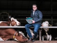 Koetoilet van Henk laat boeren geld verdienen met poep en pies