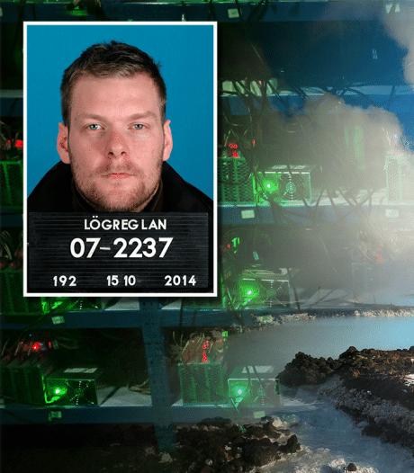 Ontsnapte IJslandse computerkaper opgepakt in centrum van Amsterdam