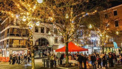 Kerstverlichting van 1 miljoen euro officieel aangestoken