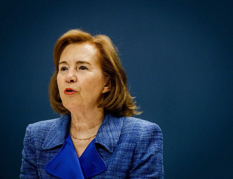 Tineke Netelenbos (Minister van Verkeer en Waterstaat van 1998 tot en met 2002) wilde Oranje Coalitie. Beeld anp