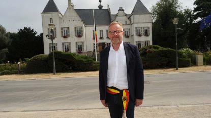 Voordracht van Vansteenkiste als burgemeester ondertekend