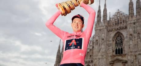 Tao Geoghegan Hart remporte le Giro 2020, Filippo Ganna s'impose lors de la dernière étape