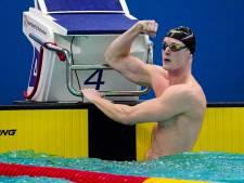 Nederlands record verbroken op 50 meter vrij