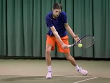 Presteren, maar ook genieten op het tenniskampioenschap in Haaksbergen