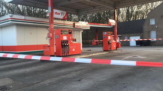 Star Tankstelle in Elten is gesloten.