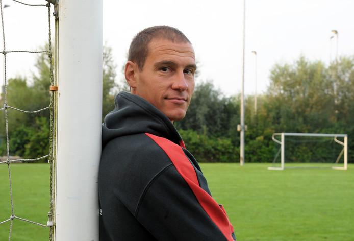 Ronny Tresonie wordt opnieuw trainer van SV Sluis.