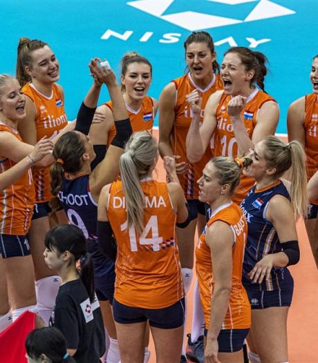 Maas en Waal gaat WK-volleybalteams in de watten leggen